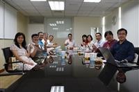 濟南大學拜訪會計系