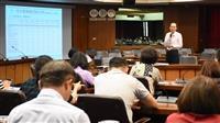校友服務處舉辦「畢業滿1、3、5年畢業生就業滿意度與就業概況調查」分析結果簡報及經驗分享座談會