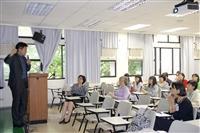 女教職聯誼會舉辦「海上皇宮世界任我遊」講座