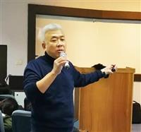 敦陽科技營運長李大經校友:IC和5G發展影響世界經濟