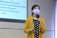 教發中心「撰寫教學實踐研究計畫應留意的學術倫理與研究倫理議題」分享