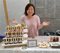 江玉瑛手工熬製桂花蘋果醬獲選A.A. Taste Awards二星美食