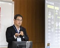 企管系研討會 李鐘培分享「低碳環保的台泥」