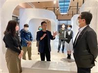 海基會文教處參訪AI創智學院