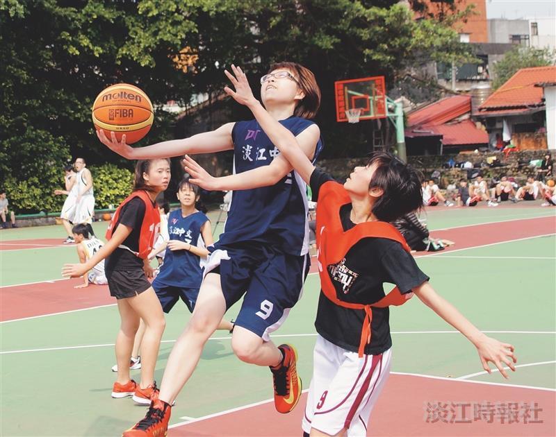 文院盃5系同場競技 中文系贏雙料冠軍