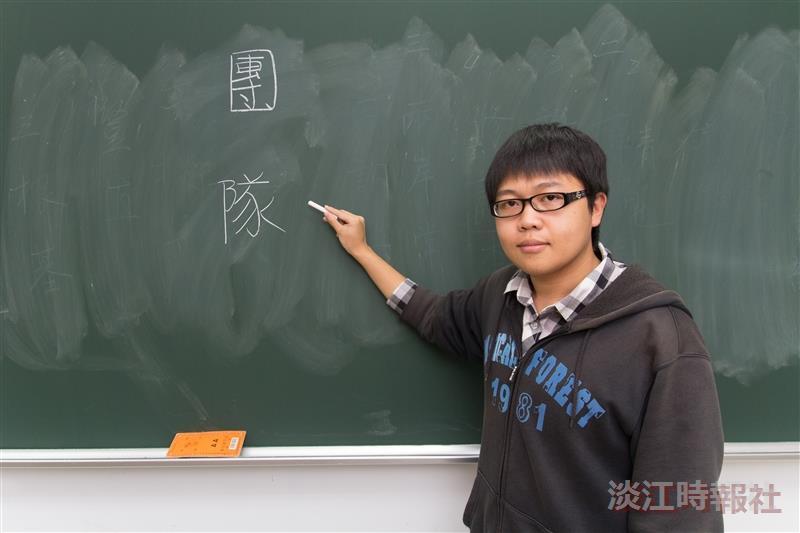 讀書好神>團隊讀書力量大 楊勝傑