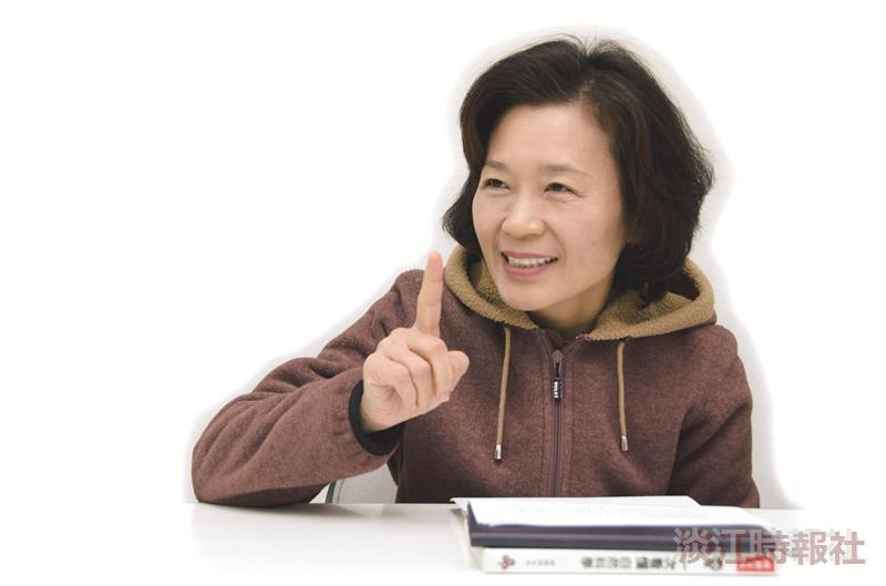資訊工程學系教授林慧珍