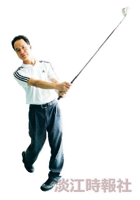 校園健康人物  高爾夫球好手 溫漢雄