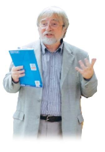 【淡江學術圈】學術研究人員專題報導─狄殷豪以哲學思考貫穿時事與歷史