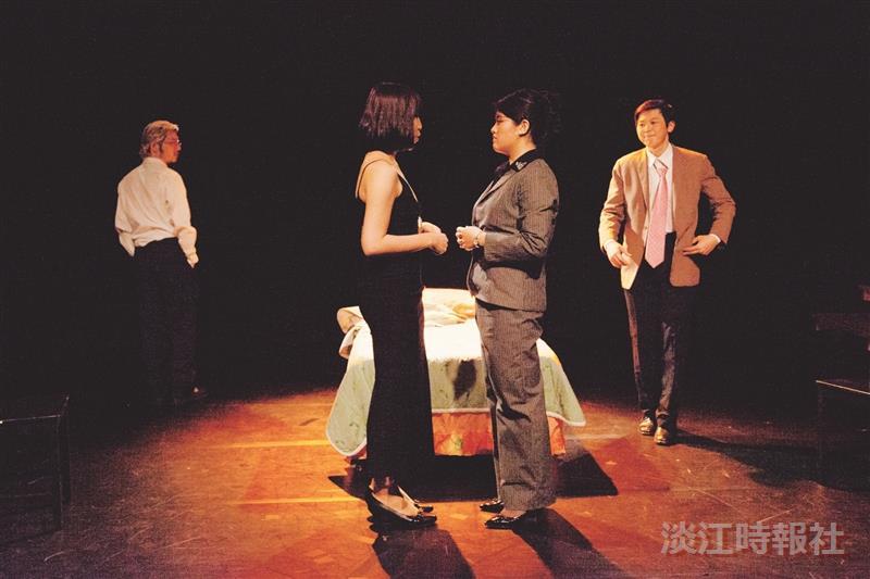 實驗劇團探討微妙成人情感