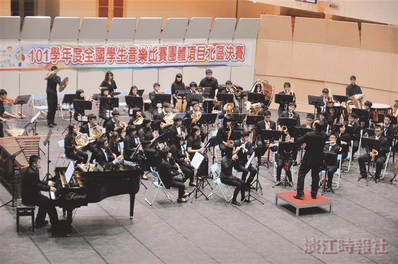 全國學生音樂比賽 國樂社管樂社雙雙獲獎