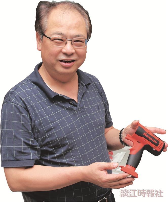 宗瑋工業股份有限公司董事長理學院化學系校友林健祥