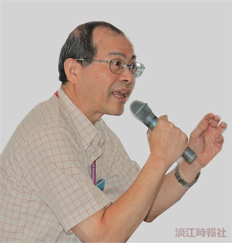 教育部高教司司長何卓飛