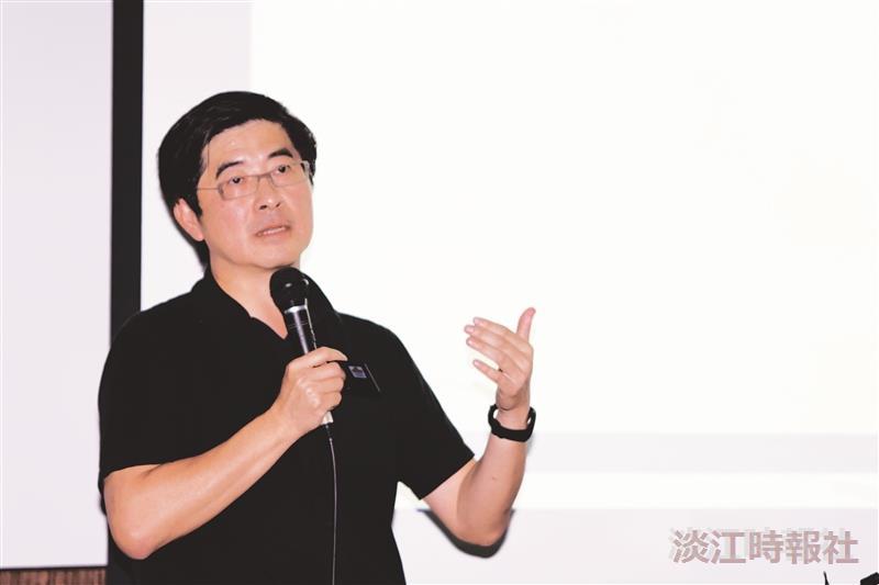 從後五都談創新社區 張基義分享臺東經驗