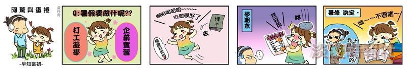 漫畫:早知當初