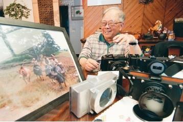 天才老頑童林拍齊 自製617寬幅相機留住壯闊景象