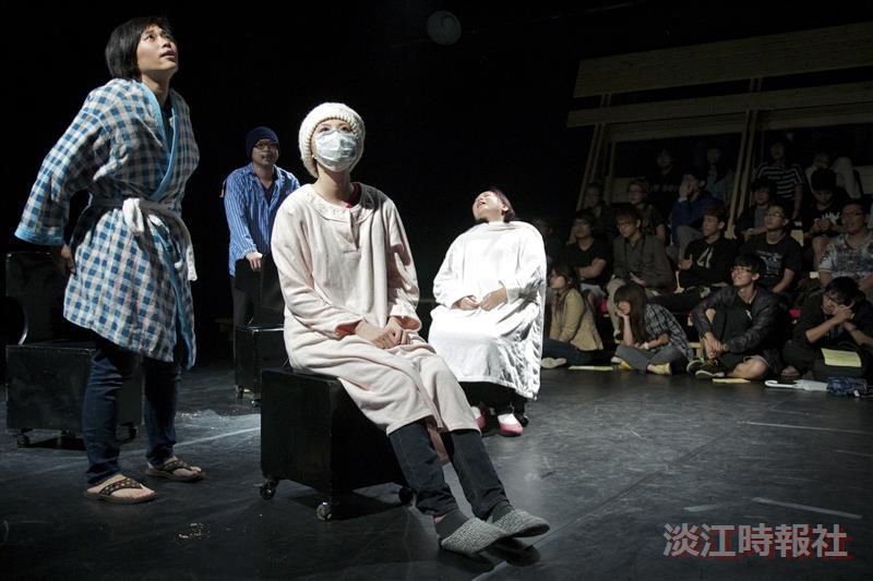 外語學院「戲劇季」開幕 (事後)