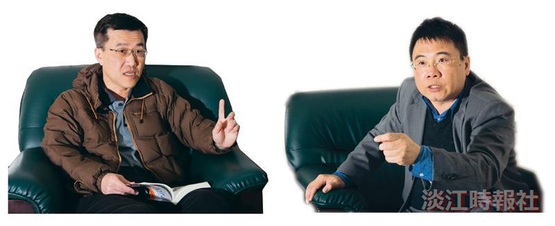 【一流讀書人對談】康尚文 VS.蕭瑞祥 當一切都變遊戲......吸引創意的眉角