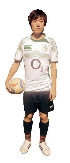 校園健康人物:英式橄欖健將 黎明傑