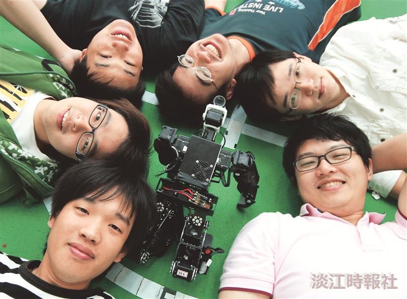 The TKU Robot Research Team Triumphs Again