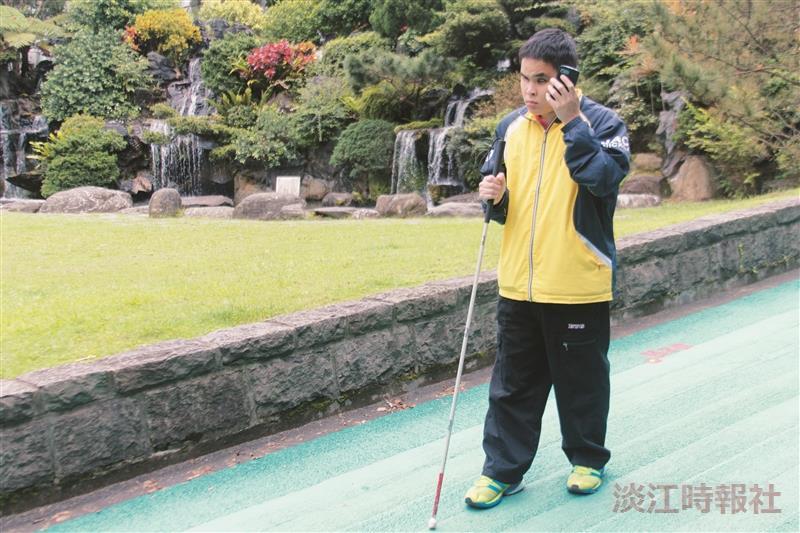 盲用APP 助盲友生活