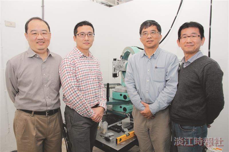 【淡江學術圈】學術研究團隊專題報導─同步輻射研究團隊