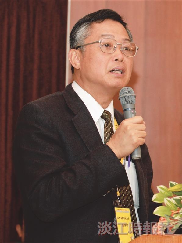 國際事務副校長 戴萬欽
