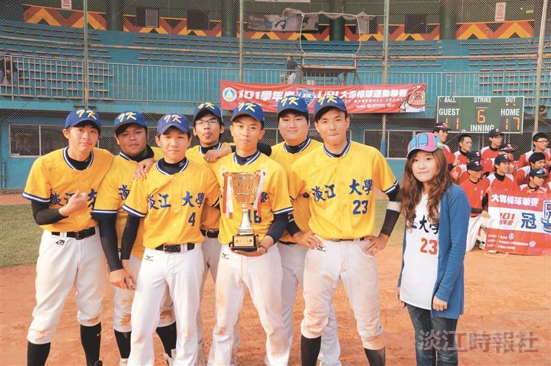 闖進大專盃總決賽 棒球校隊奪下亞軍