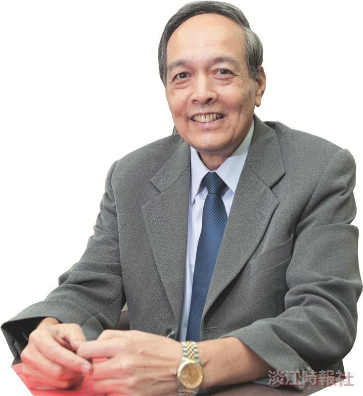 中華民國全國建築師公會理事長工學院建築系校友練福星