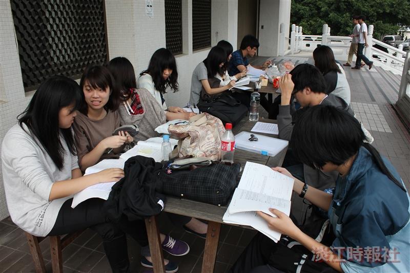 期中考讀書