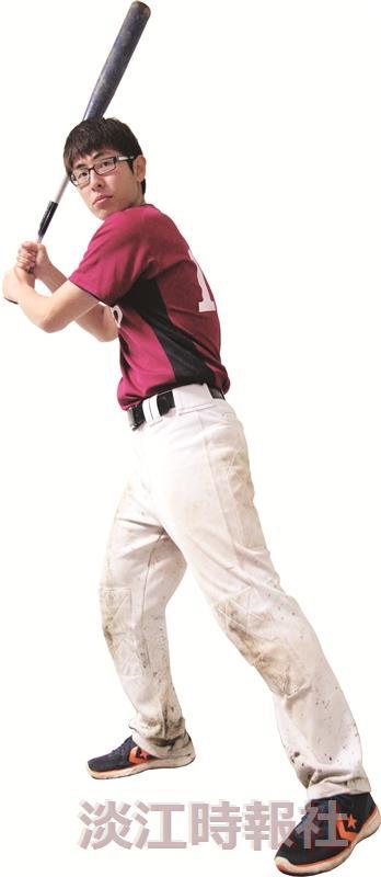 壘球打擊手 易威廷
