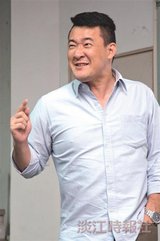 TVBS資深記者張家齊 :「做個有故事的人」!