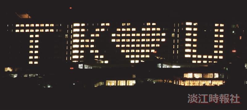 蘭陽校慶燈峰照吉