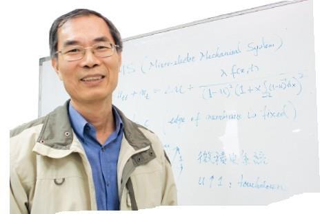 以數學天賦加上99分的努力 獲國科會數學學門傑出研究獎