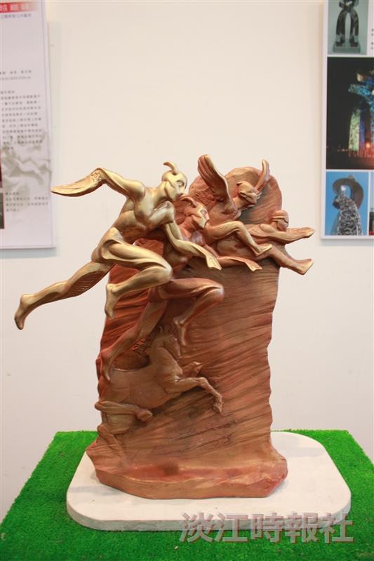 環境與雕塑的對話