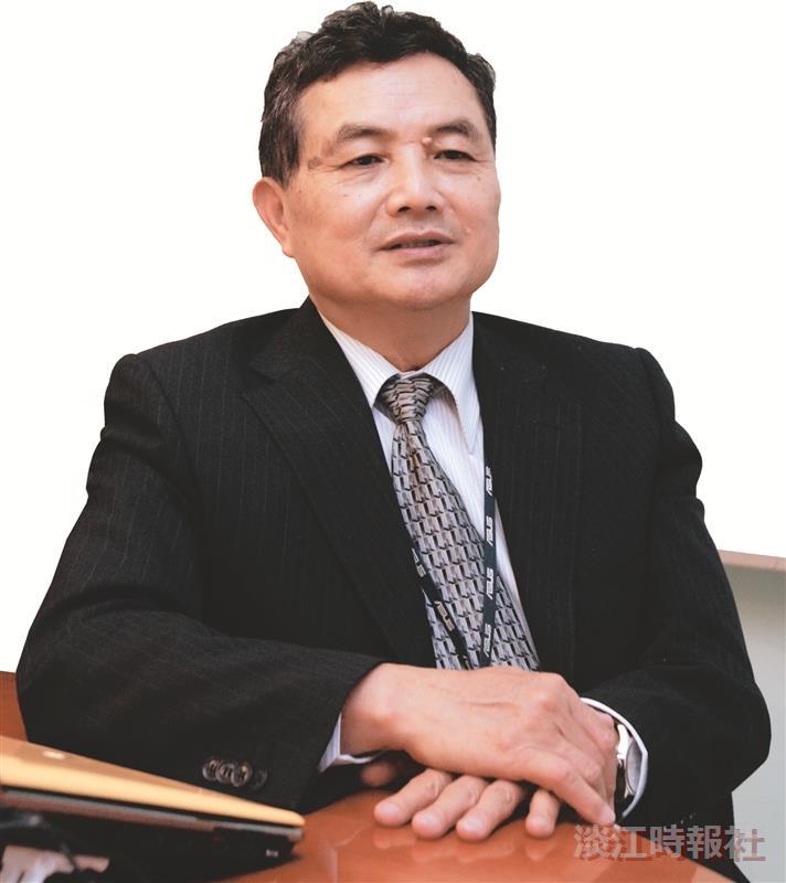華碩電腦品質長兼副永續長理學院化學系校友林全貴