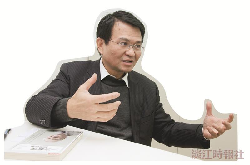 工學院院長何啟東教授