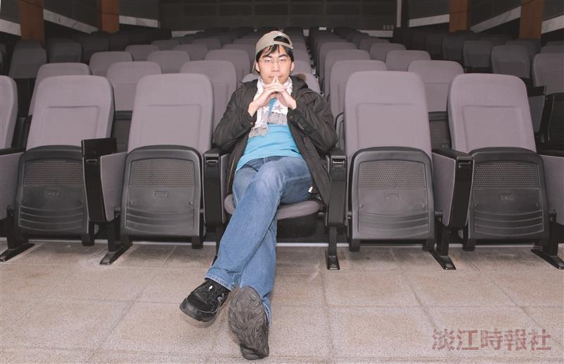 大傳二姜皓昀 影評部落客帶你看電影