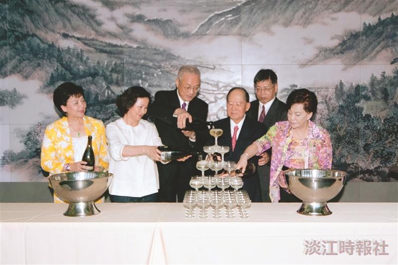 副總統吳敦義參訪紹謨紀念活動中心