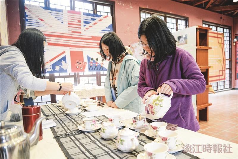 茶憶 體驗英式下午茶 陸羽茶 客家擂茶