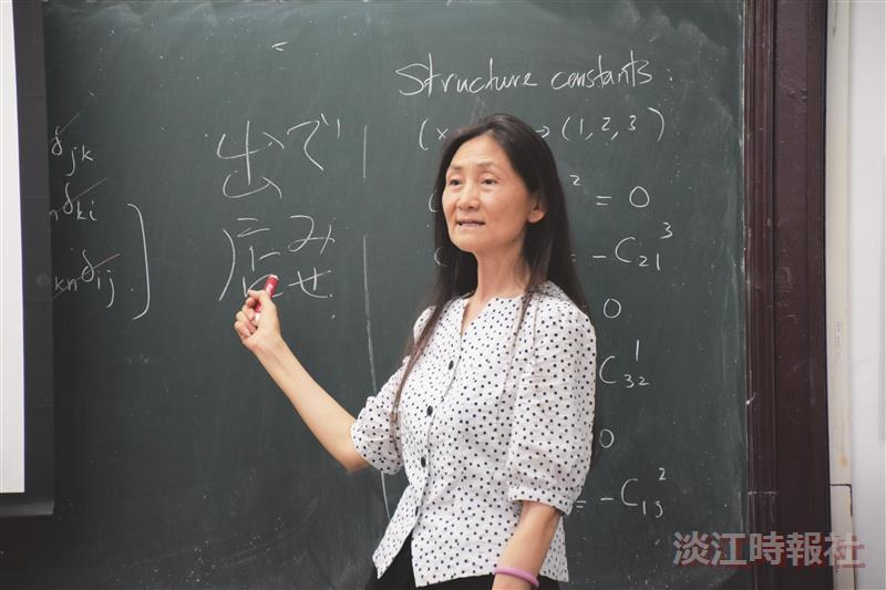 孫寅華 鼓勵課堂參與 重視學生需求