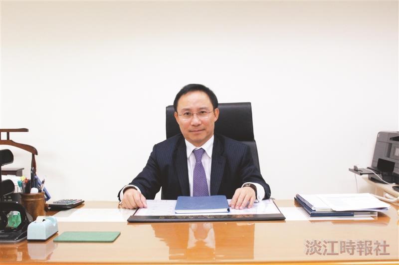 永大機電工業股份有限公司總經理許作名 臺灣電梯躍升 敲開對岸大門