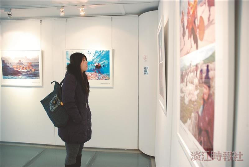 兩岸攝影家在文錙 合拍中華大地24小時