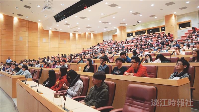 李家同分享個人學思歷程