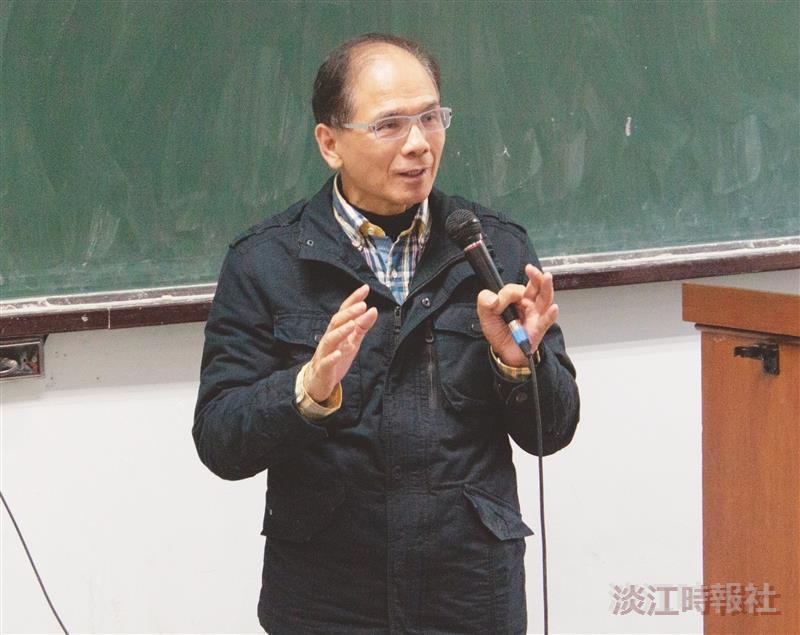 游錫堃籲 農村翻轉革命