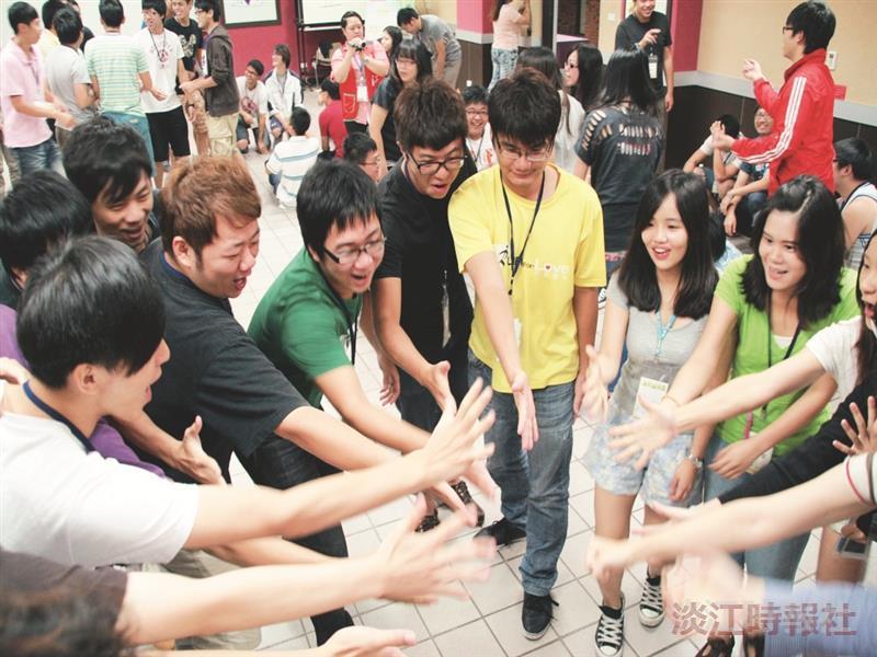 全員加值中 學教中心暑期成長營 開發教學新動力