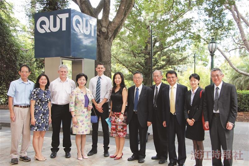 全英語財金雙碩士專班 與QUT攜手1+1