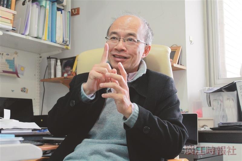 徐秀福 鼓勵創意發酵 拓展視野不設限