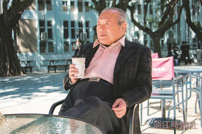 西語系榮譽教授陳雅鴻 一杯咖啡 西班牙慢活哲學