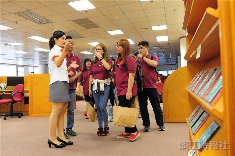 馬來西亞大同韓新傳播學院來參訪大傳系